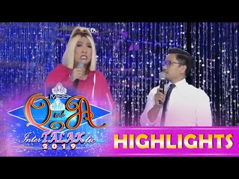 It's Showtime Miss Q and A: Vice shares he can relate to 'Halik'