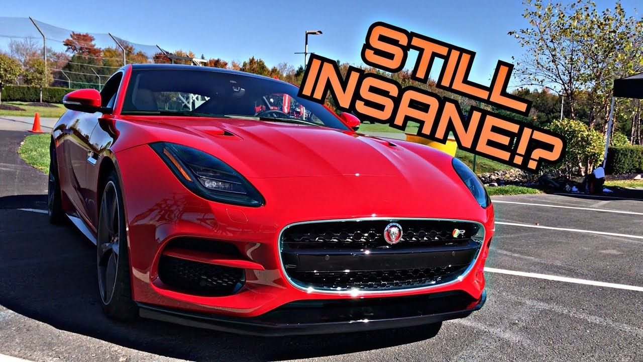 small resolution of 2018 jaguar f type r is it the best gt sports car you can buy