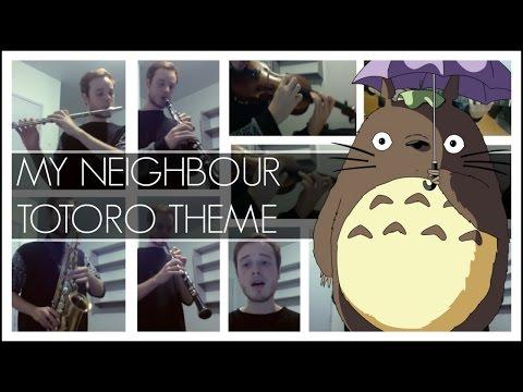 My Neighbour Totoro Main Theme (Multitrack Cover)