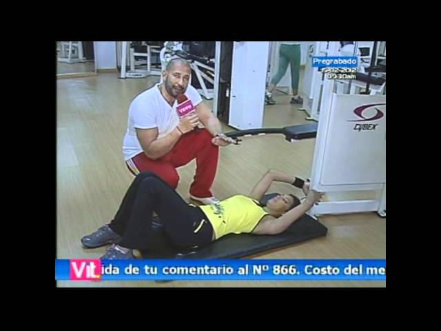 Rutina de Abdominales By Richard Linares.avi Videos De Viajes