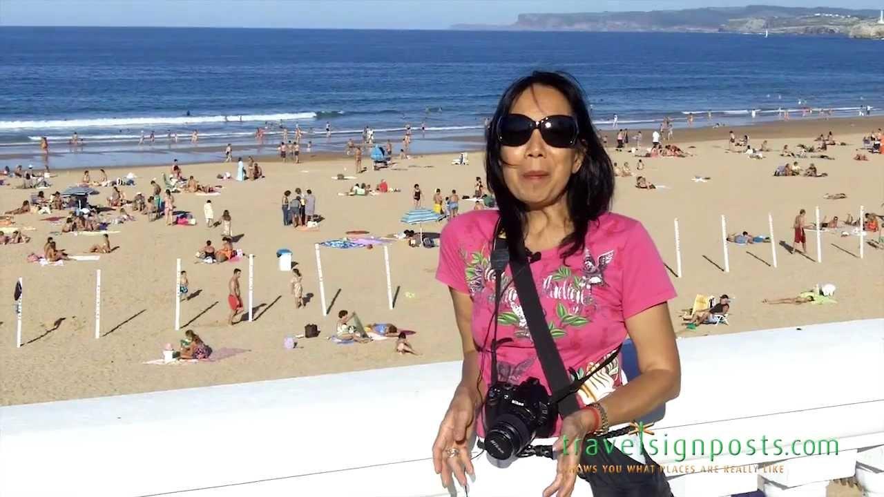 Santander Live From Sardinero Beach Youtube