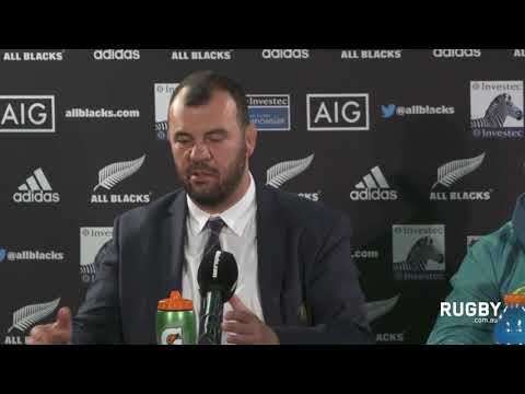 Full Wallabies post match press conference