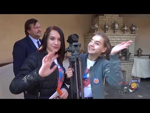 Географический диктант в Российском Центре Науки и Культуры. Ереван 2018.