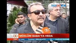 Müslüm Gürses Vefat Etti Cenazesi Müslümcü Hayranlari Ve Hayati Orhan Gencebay-4.3.2013