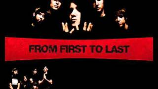 (Instrumental) From First To Last - I Once Was Lost, But Now Am Profound (Instrumental)