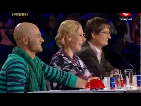 Украина мае талант 4  Подборка веселых номеров