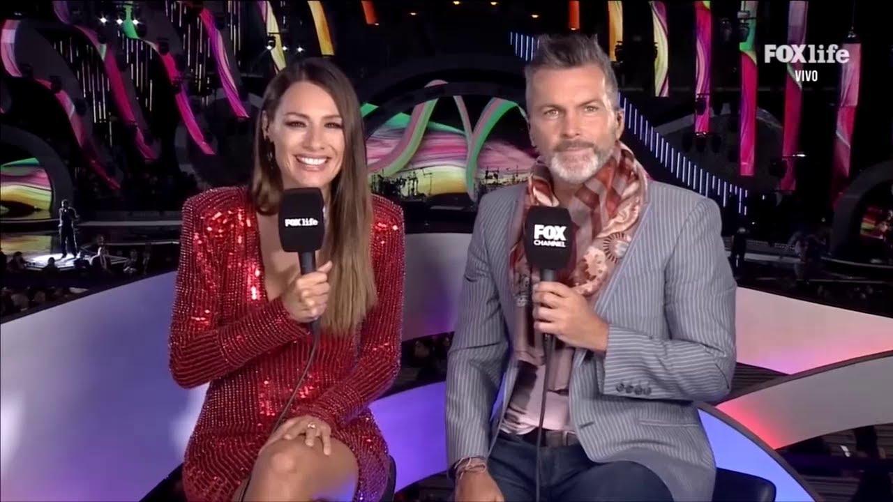 Pampita y Cristián Sánchez conducen Viña del Mar 2020 La Previa - FOX Life 24/2/2020