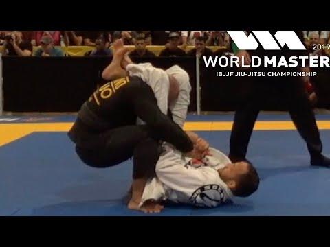 "Alexandre ""Soca"" Freitas VS Roderick Amano / World Master 2019"