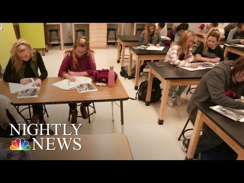 4-Day Week Being Tested In Some Oklahoma Schools | NBC Nightly News
