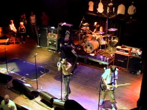Download Zebrahead   The Show Must Go Off Live At The House Of Blues
