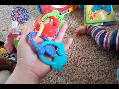 Favorite Baby Toys Review (at 6 months) - YouTube 63a90ce0ac5e
