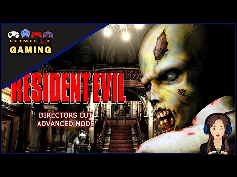 [Live] Resident Evil 1: Directors Cut  - Advanced Mode | Birthday Stream :D!!