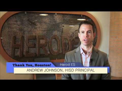 HISDs New Herod Elementary School  YouTube