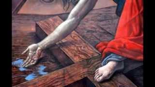 GIOVANNI PAOLO II e LA MADRE DEL REDENTORE di Nino La Barbera (La Madonna ed il Cristo deposto)