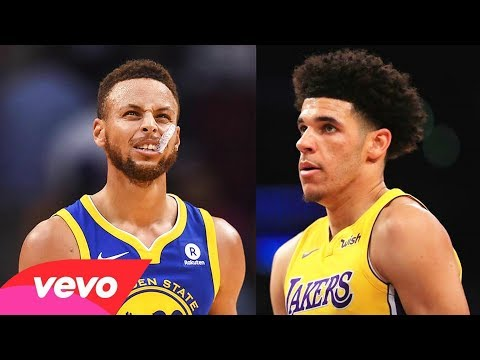 Download Youtube: Stephen Curry feat. Lonzo Ball - Bounce Back (Music Video)