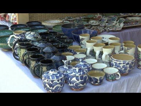 Pottery, Handcraft Festival Opens In Egypt