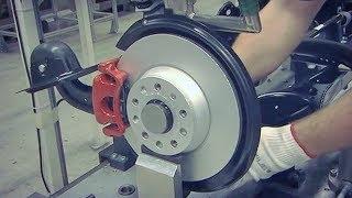 Volkswagen Auto Parts Production Braunschweig