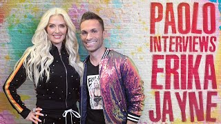 "Erika Jayne on new book ""Pretty Mess"" & RHOBH!"