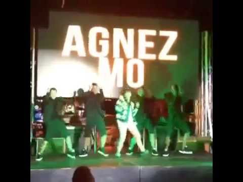 Agnez Mo Coke Bottle feat Timbaland and T I LIVE PERFORMANCE in Austin Best Quality