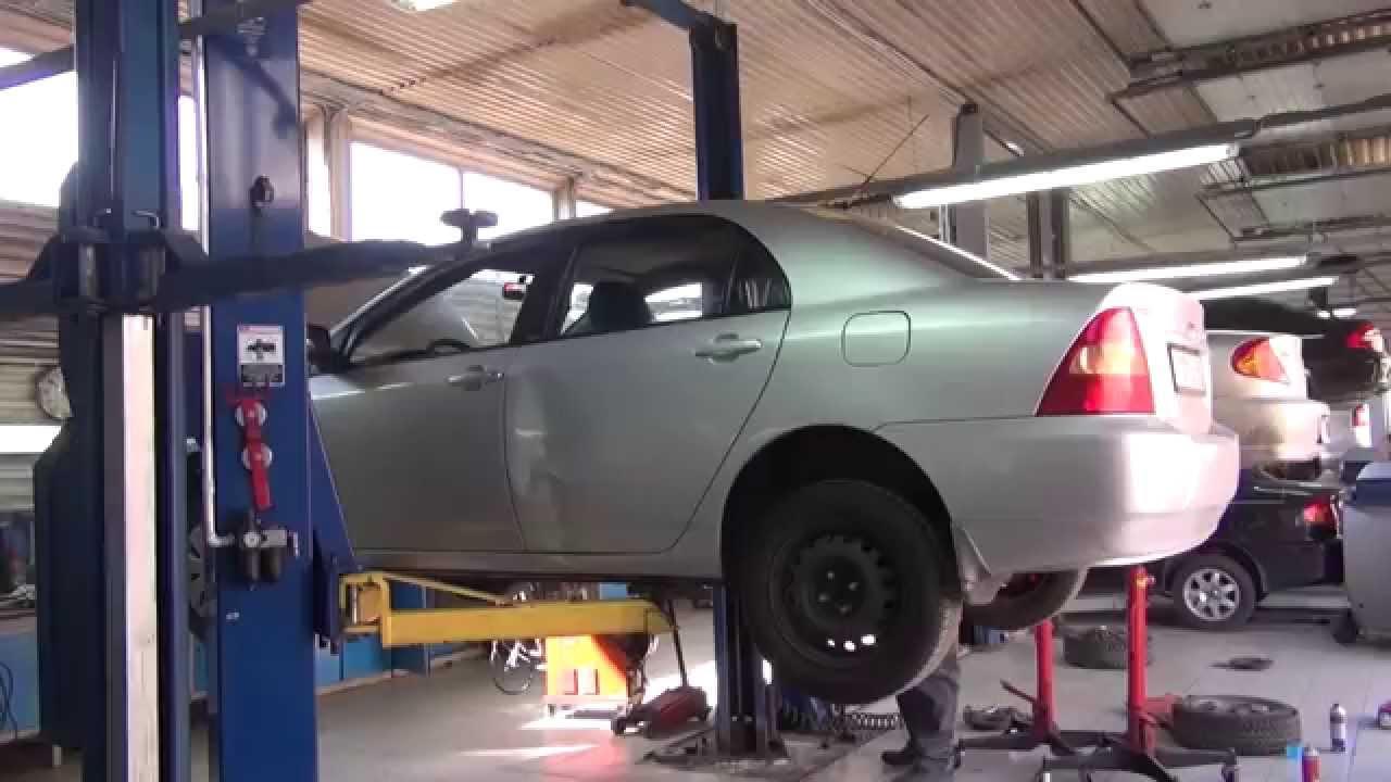 Пламегаситель на Toyota Corolla. Замена катализатора на пламегаситель.