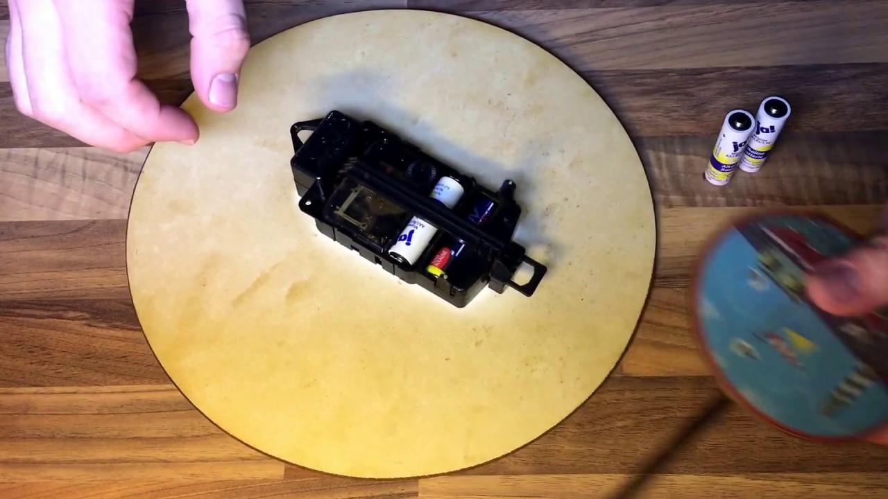 Batterie wechsel wanduhr galvanische zellen wechseln pendeluhr anleitung youtube - Wanduhr selber machen anleitung ...