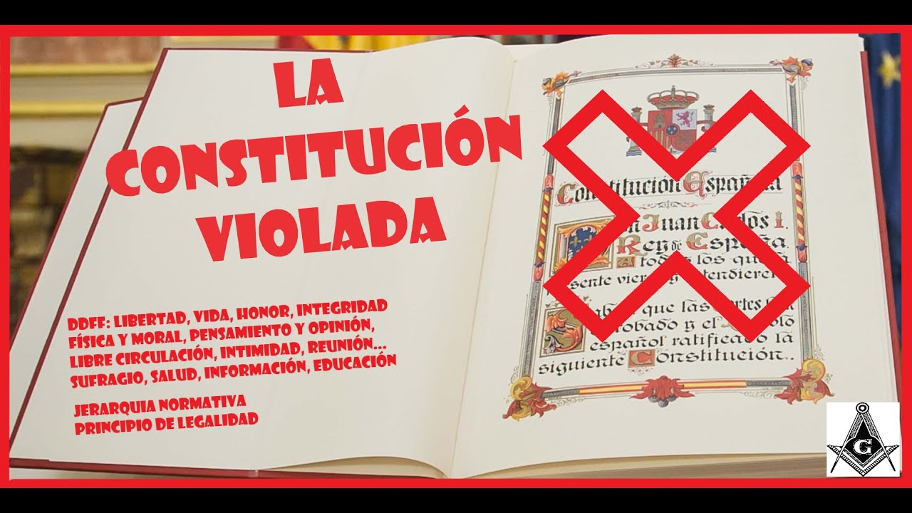 LA CONSTITUCION VIOLADA