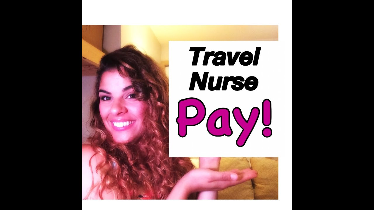 What is the typical salary for a traveling nurse?
