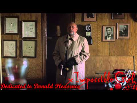 a Donald Pleasence tribute