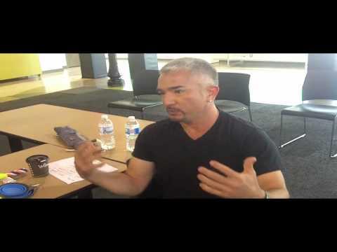 Pet Talk 360 - Cesar Millan interview 2011
