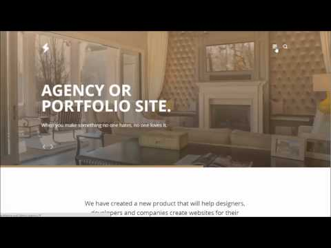 Overview Agency - Corporate HTML5 Template