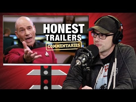 Honest Trailer Commentaries - Star Trek: The Next Generation