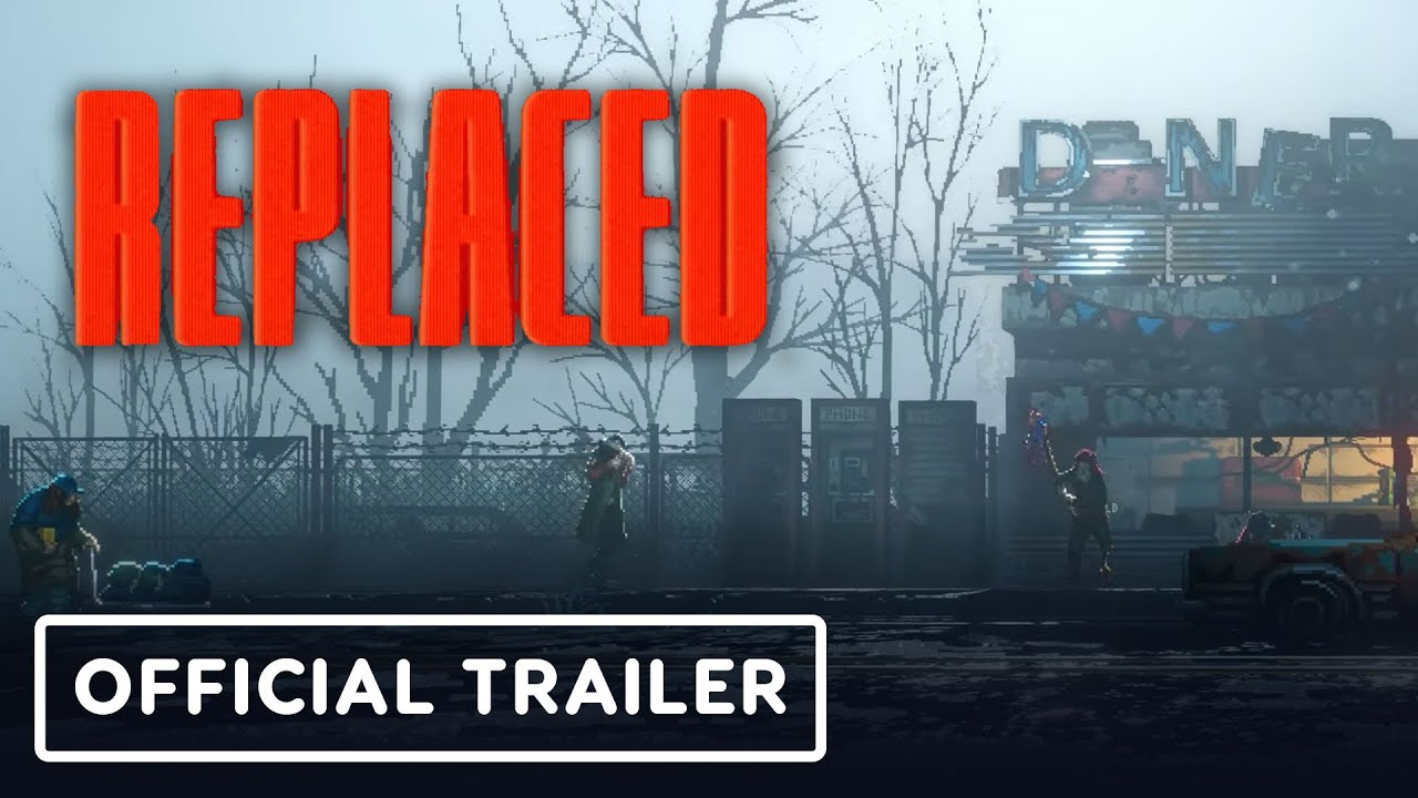 Download REPLACED - Official Reveal Trailer | E3 2021