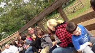 conklin farms haunted hayride 2012