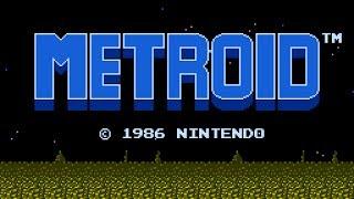 Metroid - NES Gameplay