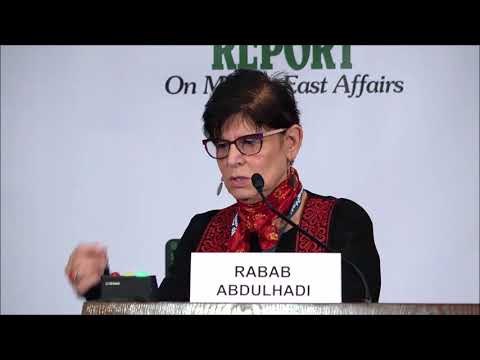 Rabab Abdulhadi: How and Why the Israel Lobby Is Suppressing Free Speech