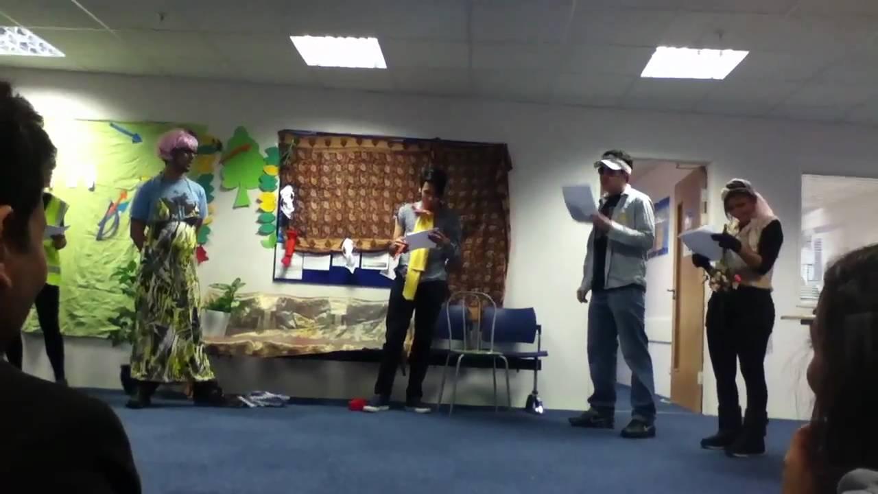 Obra de teatro en la escuela youtube for La cocina obra de teatro