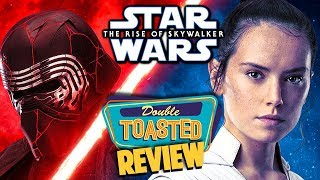 STAR WARS THE RISE OF SKYWALKER REVIEW   I'M DONE! - Double Toasted