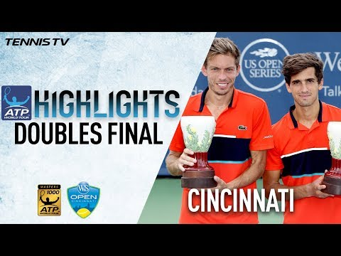 Highlights: Herbert/Mahut Raise Sixth Masters 1000 Title