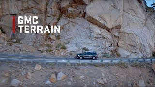 2018 Terrain: Interior Overview   GMC