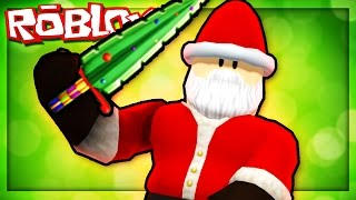 Roblox Adventures - A NEW CHRISTMAS GODLY KNIFE!? (Murder Mystery 2)