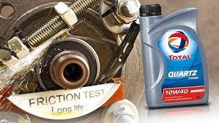 Total Quartz 7000 10W40 Jak skutecznie olej chroni silnik?