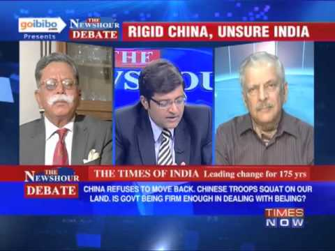 The Newshour Debate: Is India being firm enough with China? (The Full Debate)