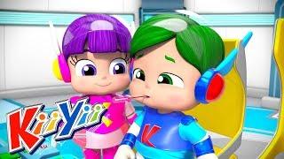 Будьте добрыми друг к другу Еще детские песни KiiYii мультфильмы для детей