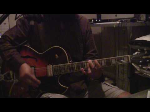The Way You Look Tonight guitar cover & chords