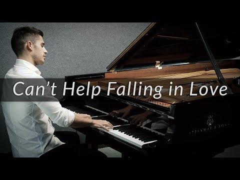 Elvis Presley - Can't Help Falling In Love | Live At Steinway Spirio Studios