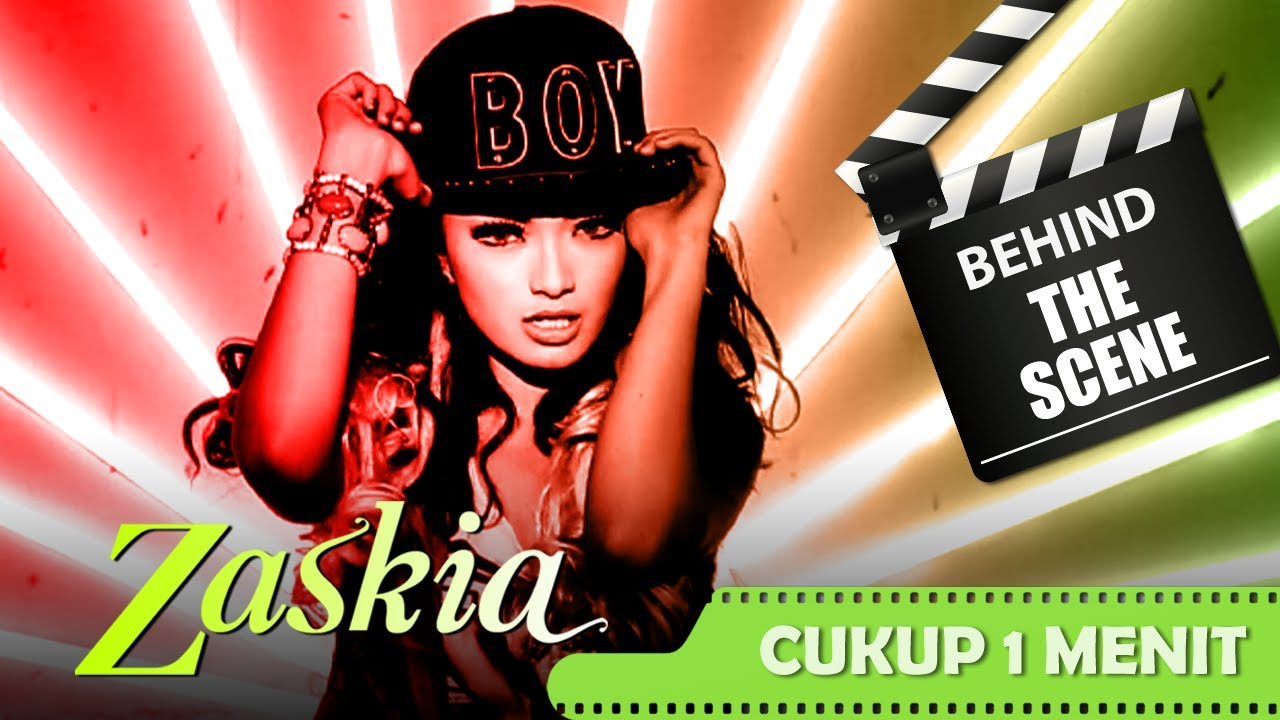 Zaskia - Behind The Scenes Video Klip - Cukup 1 Menit - NSTV - TV ...