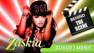 Zaskia - Behind The Scenes Video Klip - Cukup 1 Menit - NSTV - TV Musik Indonesia