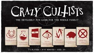 Crazy Cultists - Kickstarter Preview