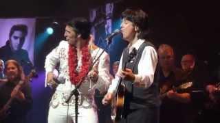 Elvis Meets The Beatles - 2012