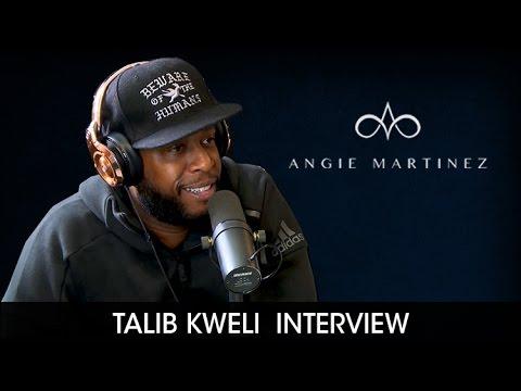 Talib Kweli talks Twitter Ban, Iggy Azalea  Beef, Pepsi's Apology + Trump